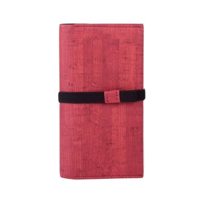 Clarion Red Pocket Size Executive Organiser