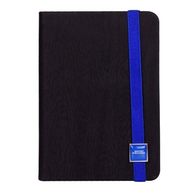 Express Slider - Black Cover , Blue  band Diary