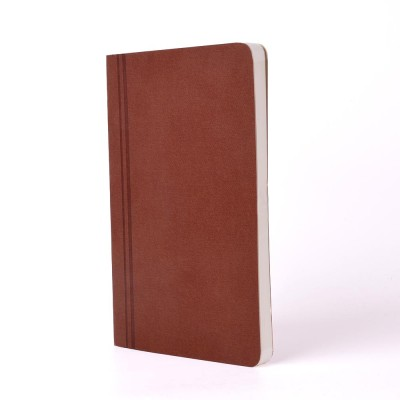 2019 Flexi Corporate Notebook - Brown